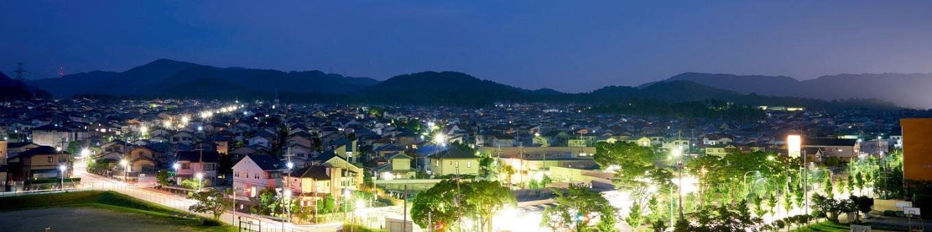 曲がりくねって、ただいま。 大阪府豊能町